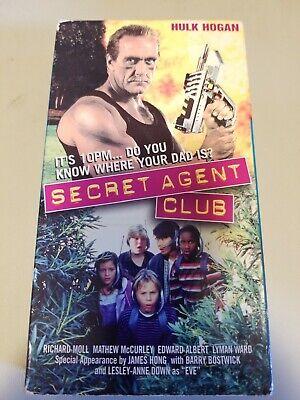 Secret Agent Club Stream