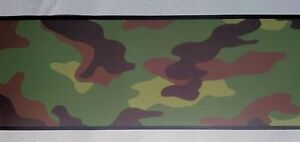 Image Is Loading Camouflage Camo Military Army Marines Air Force Wall