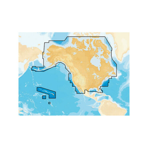 Lowrance MSD//NAVPLUSNI Navionics Hotmaps w// Freshwater /& Saltwater Charts