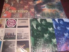 PINK FLOYD A NICE PAIR STEREO 1973 HARVEST RECORDS ISSUE + MONO RELEASES 4 LP'S