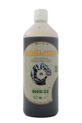 BIOBIZZ ROOT JUICE 100ml ORGANIC ROOT STIMULATOR/decanted in a clear bottle !