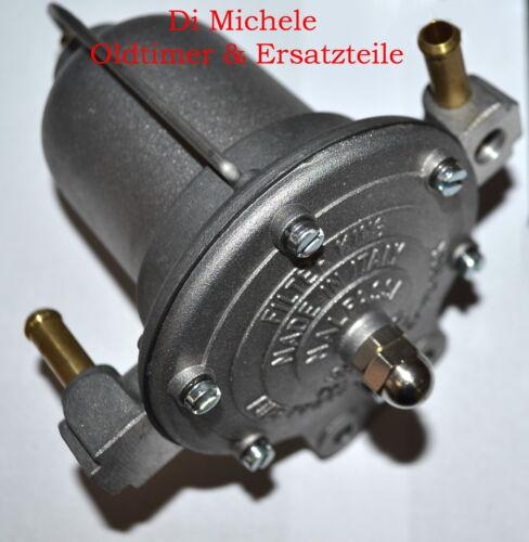 Filter KING für Ø 48mm Benzinfilter universell Benzinfilter mit Druckregler
