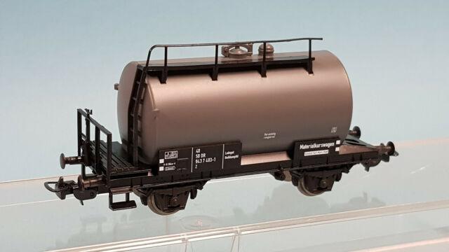 Piko H0 95854 Kesselwagen Material-Kurswagen der DR Ep.III / TOP