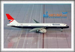"NG Models 1:400 British Airways Boeing 757-200 ""Negus - G-BIKB"" 53022"