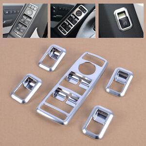 Door-Window-Switch-panel-trim-For-Mercedes-Benz-W246-W204-W212-CLA-W117-CLS-W218