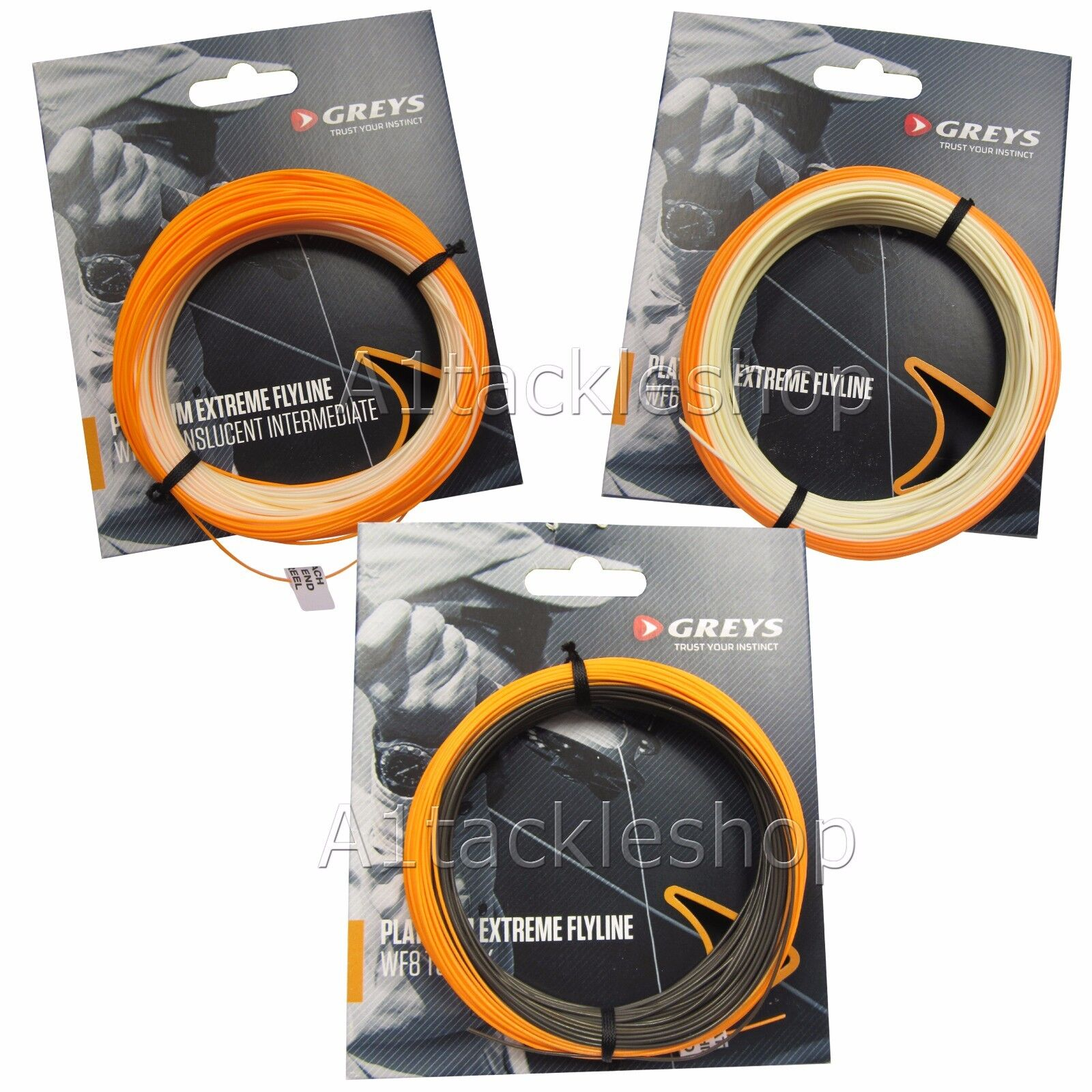 Greys Platinum Extreme Trout Fly Fishing Lines