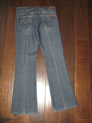 Jeans USA 7 26 scuro Wash Sz Blu Bootcut All Made For Stretch Mankind Womens W qOgXwq