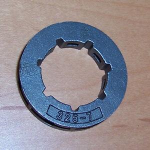Kettenrad Kettenring Ritzel passend Huaqvarna 340 345 350 motorsäge neu