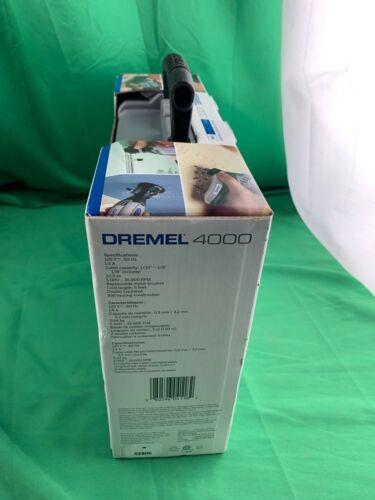 "Dremel 4000-4//34 haute perform Rotary Tool Kit 4000-4//34/"""