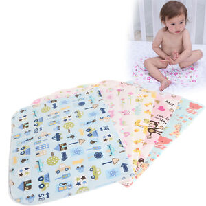Baby-Infant-Diaper-Nappy-Urine-Mat-Kid-Waterproof-Bedding-Changing-Cover-Pad-New