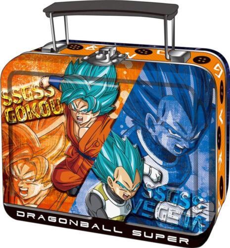 Dragon Ball  Super Mini Tin Lunch Box