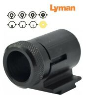 Lyman 17ami Front Sight .494 High Includes 8 Inserts 3171078