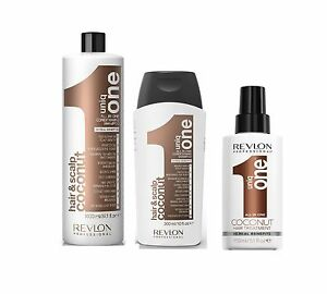Revlon-Uniq-One-Coconut-Hair-Shampoo-Conditioning-Hair-Treatment-Spray-Uniq-1