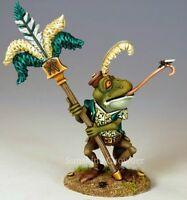 Frog Flycatcher Dsm 7903 Visions In Fantasy - Dark Sword Miniatures Pewter
