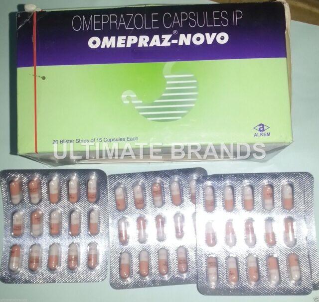 OTC Omeprazole 20 mg 900 capsules  heartburn free shipp tracking number