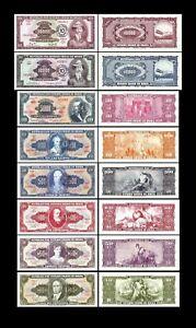 Brésil - 2x 1 Centavo - 50 Cruzeiros - Edition 1966 - Reproduction - 13