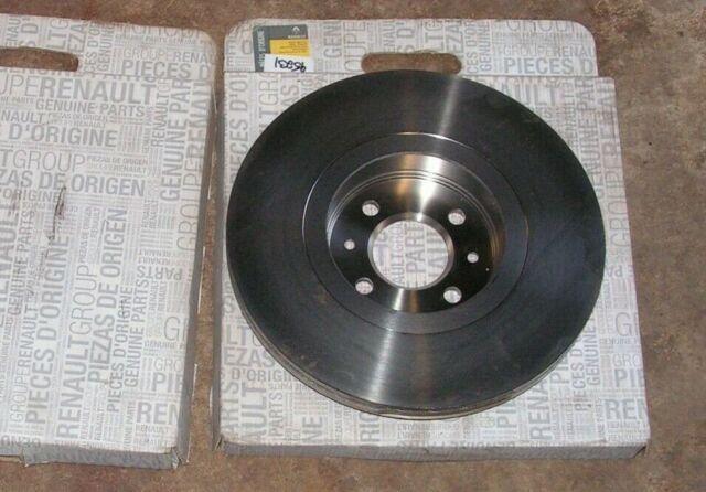 NEW MINTEX FRONT 321MM BRAKE DISCS AND PAD SET KIT GENUINE OE QUALITY MDK0253