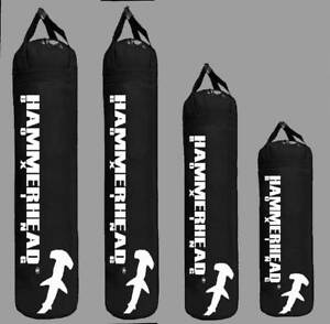 Hammerhead  Muay Thai  banana Punching  Kicking heavy Bag 150 lbs Unfilled