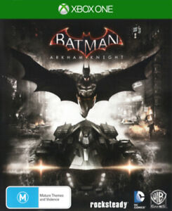 Batman Arkham Knight Xbox One Game NEW