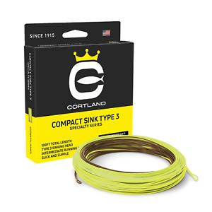 Cortland compact Type 3 Specialty Cortland