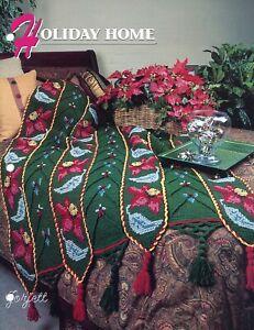 Bouquets /& Boutonnieres Afghan Annie/'s crochet pattern leaflet