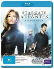 Stargate Atlantis : Season 4 (Blu-ray, 2012, 4-Disc Set)
