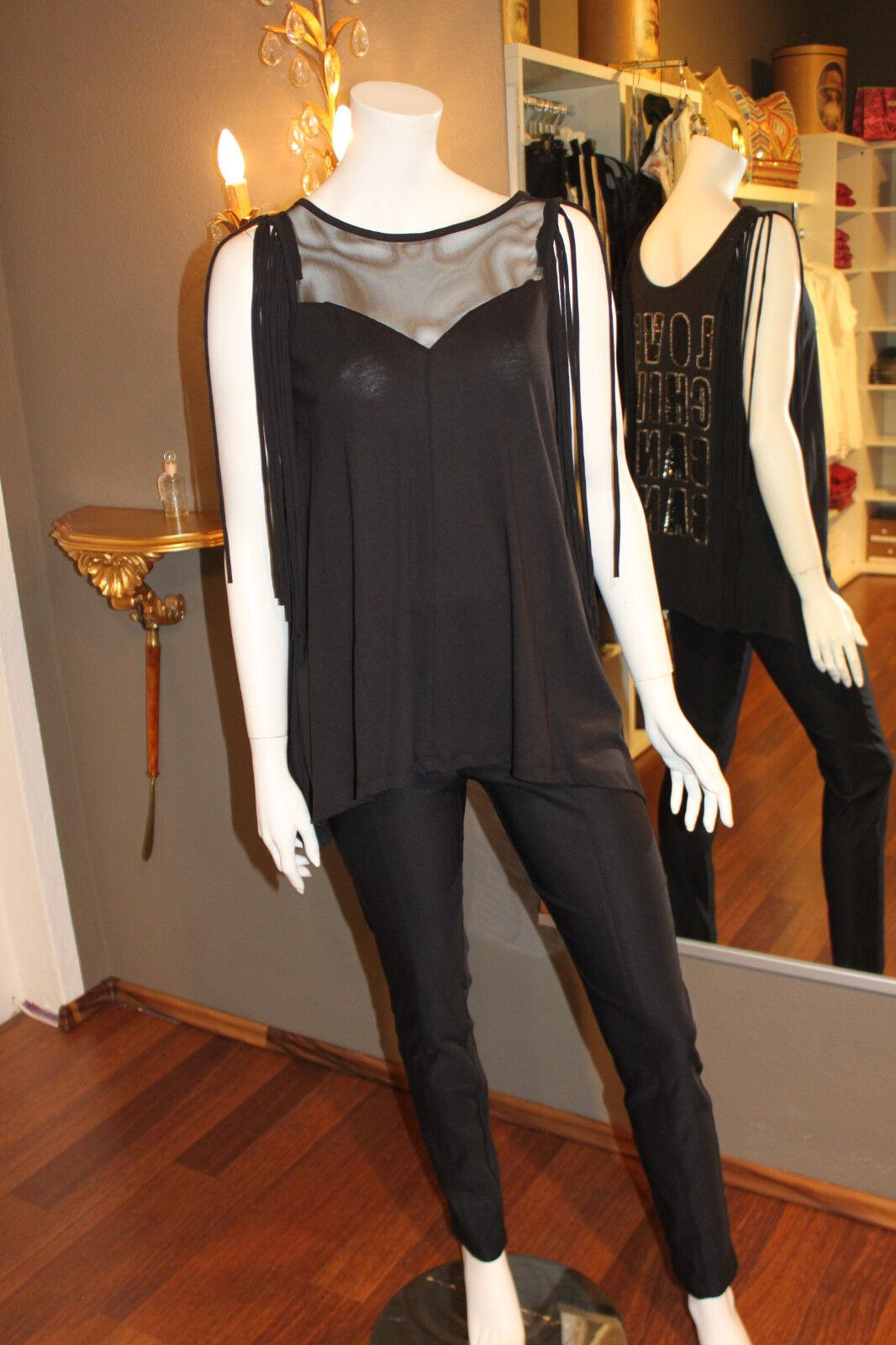 Shirt Ibiza Ibiza Ibiza Style modisch Gr. 36 - 42 169,- Wende-Shirt mit Fransen Hippie Look   Langfristiger Ruf    Lebendige Form    Zu verkaufen  8444d0