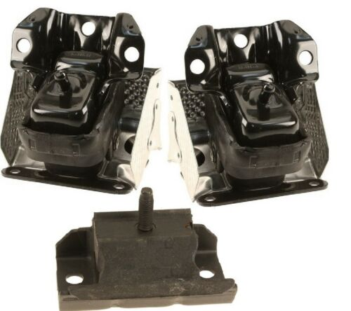 3pcSet Motor Mounts fit RWD 2007-2014 Chevy Truck Suburban 1500 5.3L 6.0L