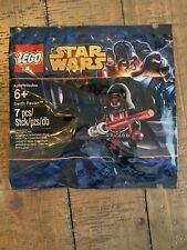 LEGO Darth Revan Polybag 5002123 Star Wars Minifigure RARE 2014