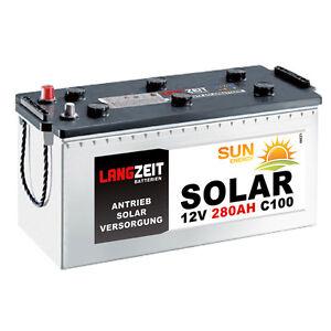Solarbatterie-280Ah-12V-Wohnmobil-Boot-Wohnwagen-Camping-Batterie-230Ah-250Ah