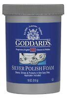 6 X Goddards Long Shine Silver Foam 18oz By Northern Lab654709(ps707087x6)