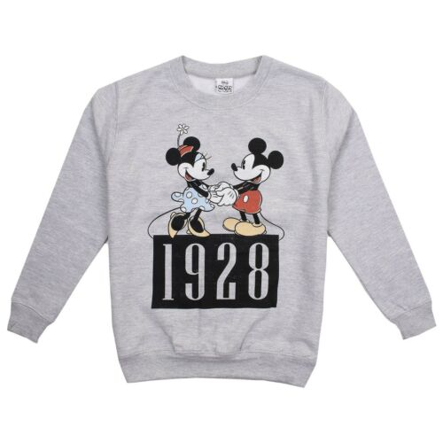 Girls Jumper 1928-90 Years Disney Ages 7-12 Mickey and Minnie Dancing