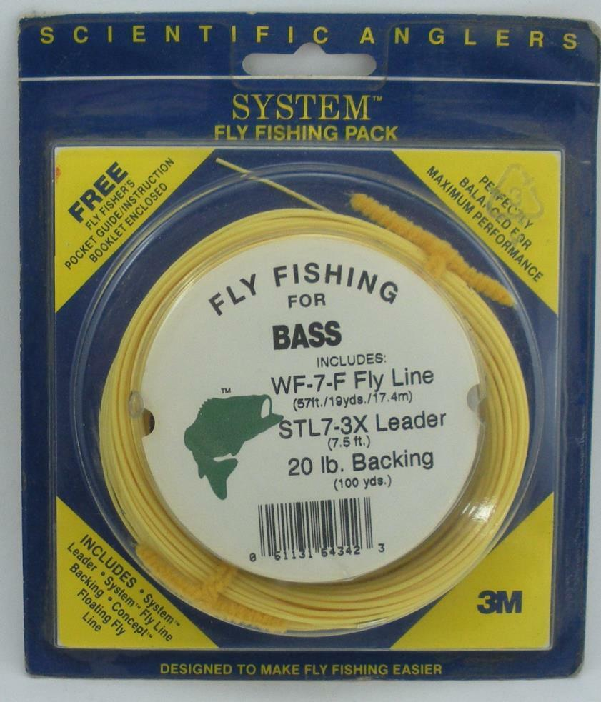 3M WF-7-F Scientific Angler Fly Line Kit 25577