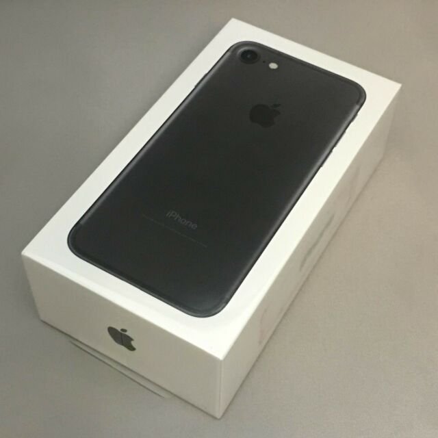 Apple iPhone 7 Plus - 256GB - Black (Verizon) A1661 (CDMA + GSM)