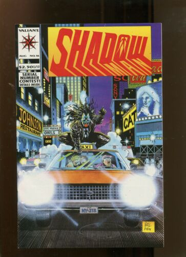 1ST DR MIRAGE 1993 9.2 Details about  /THE SHADOW #16