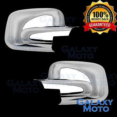 Chevy HHR Chrome Mirror Covers 2005-2011