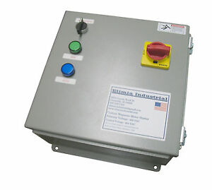 image is loading elimia-combination-motor-starter-7-10-amp-3-