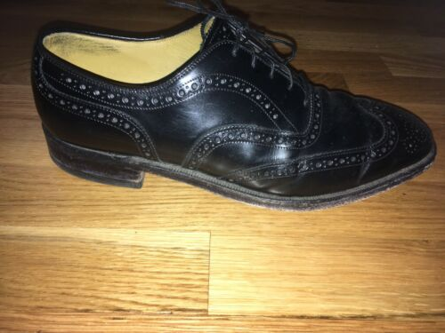 uomo Johnston Wingtip Scarpe 9d Murphy Greenwich HqIIw5dx