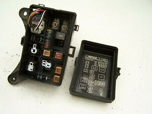 1997 toyota rav4 fuse box toyota rav4 engine bay fuse box  1994 1997  ebay  toyota rav4 engine bay fuse box  1994