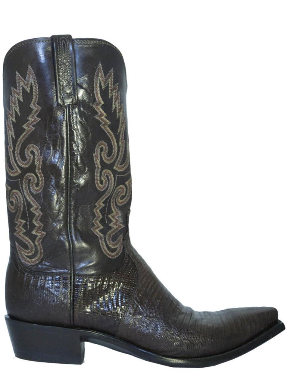 botas para hombre Lucchese Cowboy N8134.54 Sr Lagarto Pantorrilla