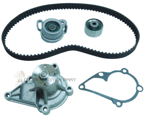 TIMING CAM BELT KIT TENSIONER /& WATER PUMP NEW FOR HYUNDAI COUPE 1.6 16V 02-07