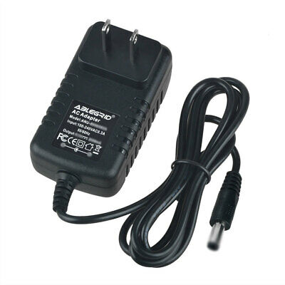 9V AC Adapter For SCHWINN 418 420 430 431 450 ELLIPTICAL Trainer LONG Charger