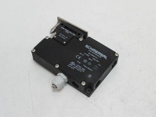 Schmersal AZM 161SK-24rk-024 M16 24V Sicherheitsschalter IEC 60947-5-1 Ui 250V