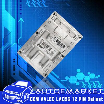 New 03-07 Cadillac CTS FACTORY OEM VALEO LAD5G 12pin D1S HID XENON BALLAST DOT