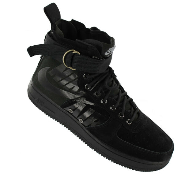 timeless design eb725 2fb19 NEW Nike SF Air Force 1 Mid AF1 917753-008 Men  s Shoes