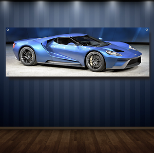 Image Is Loading Ford Gt    Garage