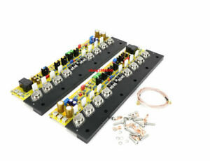 One-pair-assembeld-80W-80W-Class-A-power-amp-board-bare-on-KRELL-KSA-100-L12-44