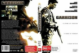 Garrison-DVD-2009-R4-Terrific-Condition-James-barnes
