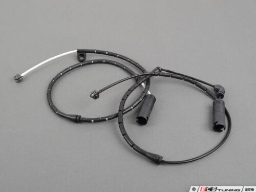 Front /& Rear Pad Wear Sensor Set e53padsensorKT URO