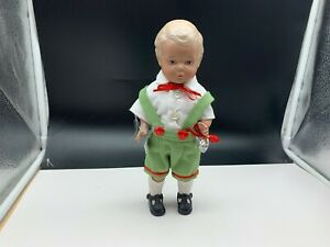 Schildkrot-Doll-Celluloid-Doll-25-Cm-Top-Quality